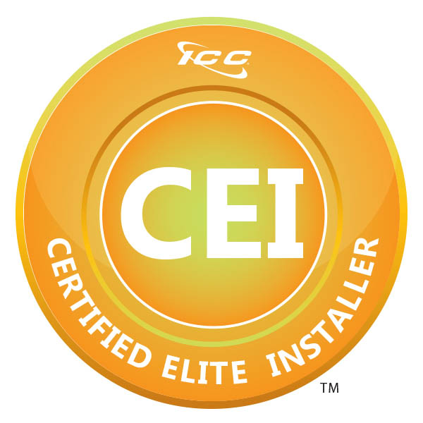 ICC Certified Elite Installer Logo